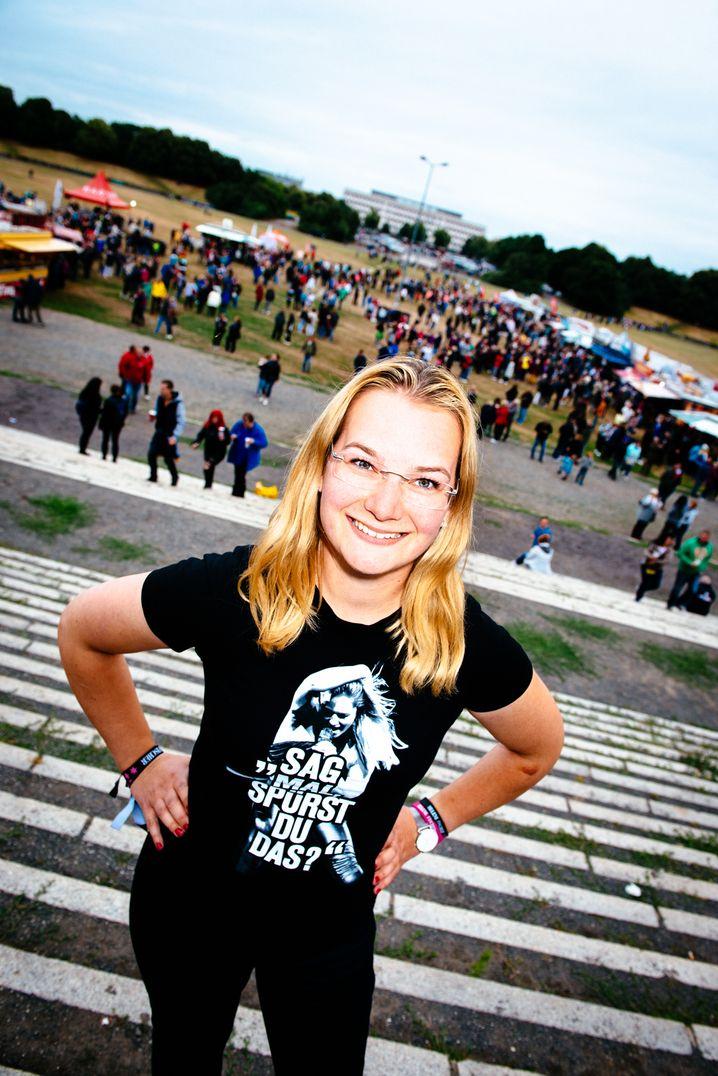 Helene-Fan Kirstin: Die Macherin