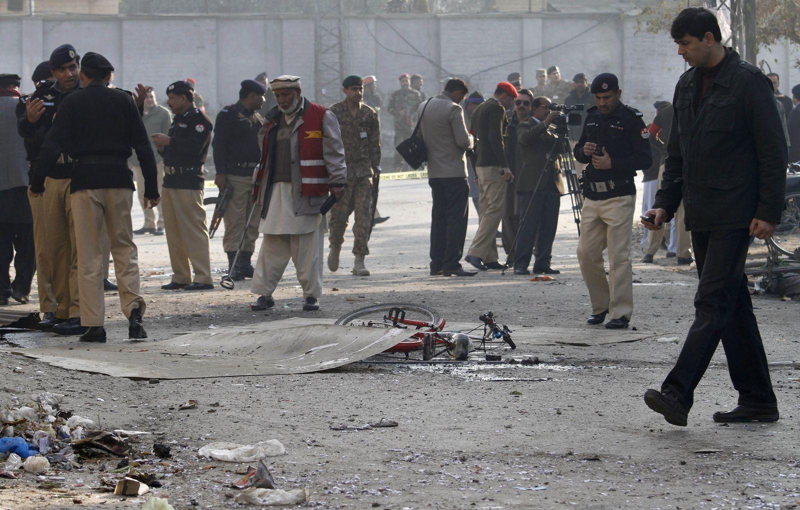 Pakistan Anschlag / Rawalpindi