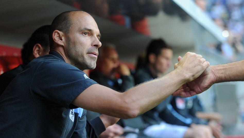 Löwen-Trainer Schmidt: Nach nur sechs Spieltagen ist Schluss
