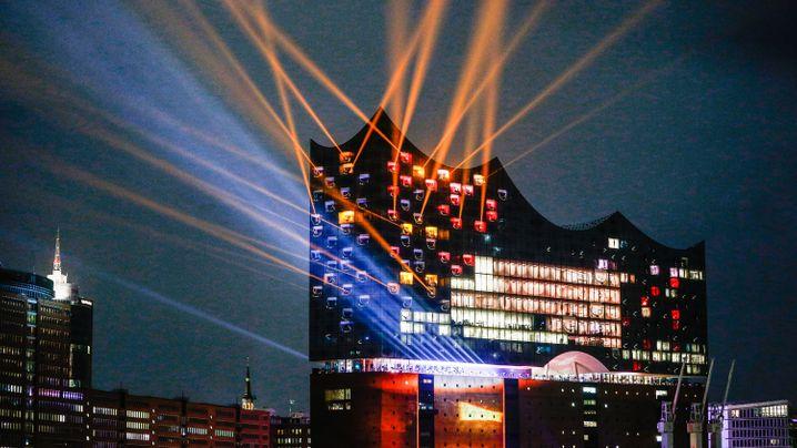 Eröffnung Elbphilharmonie: Jetzt endlich mit Orchesterklang!
