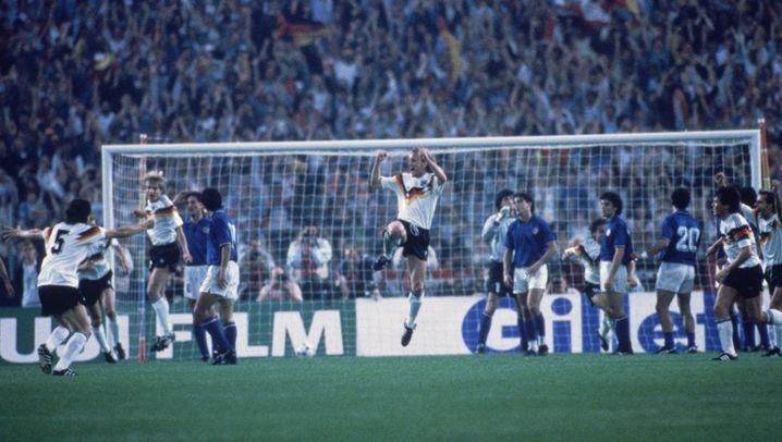 Fußball-EM 1988: Große Erwartungen, bittere Niederlage