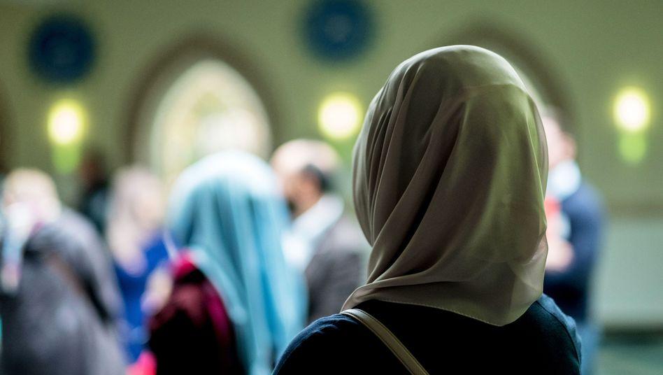 Kopftücher werden in Österreichs Grundschulen künftig verboten (Symbolbild)