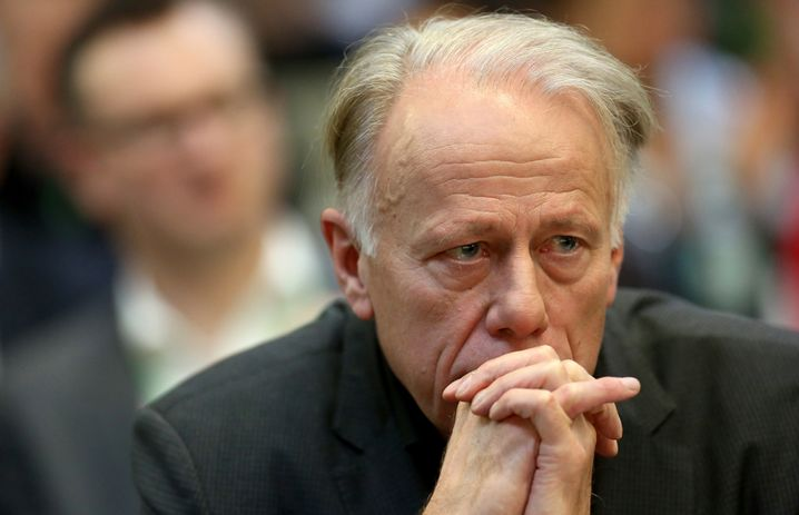 Grüner Jürgen Trittin