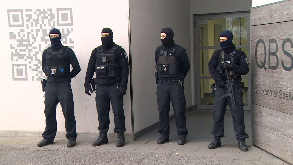 Photo Gallery: Potential Islamist Threats in Germany