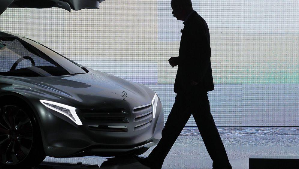 Aufsichtsrat: Frauen-Power bei Daimler