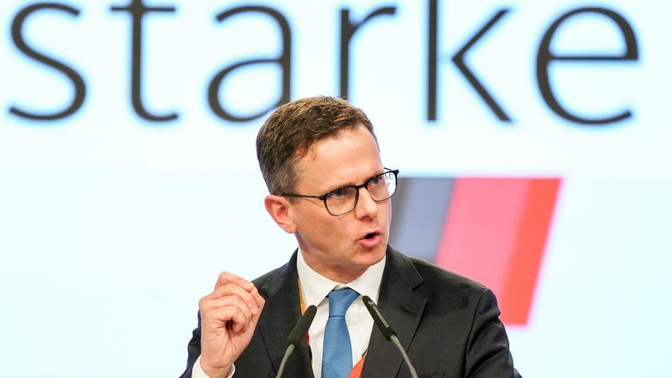 CDU-Politiker Linnemann: Er steht hinter der Idee seiner Parteivorsitzenden