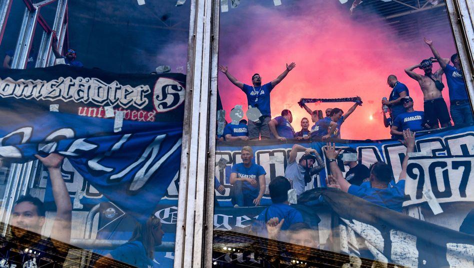 Paderborner Fans