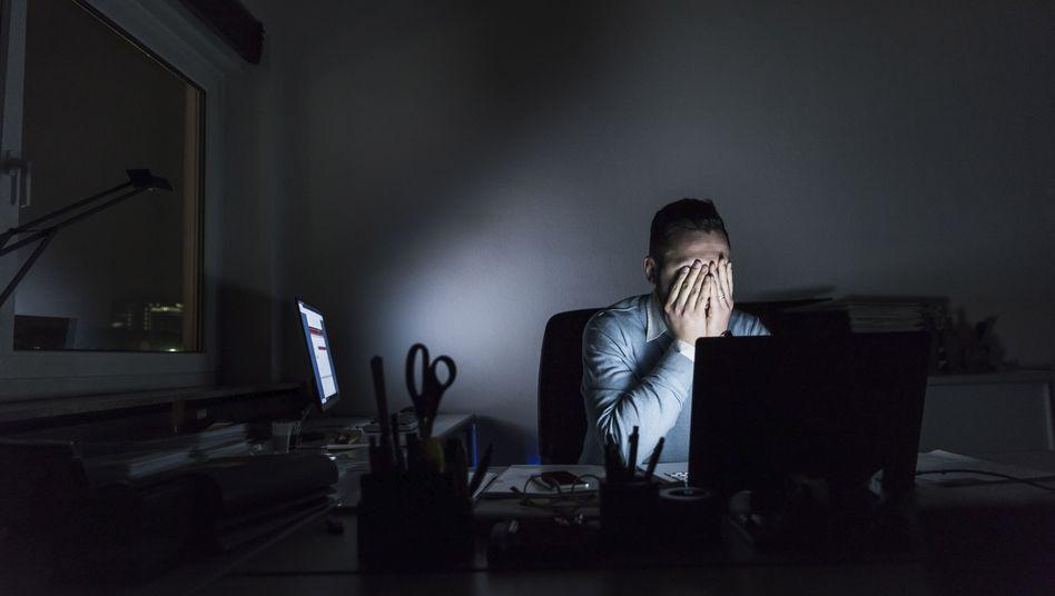 Die Psyche leidet vor allem, wenn sie unter Stress steht. Das sagt Peter Falkai, Direktor der Klinik für Psychiatrie an der Uni München