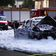 Auto-Explosion in Hürth – zwei Verletzte
