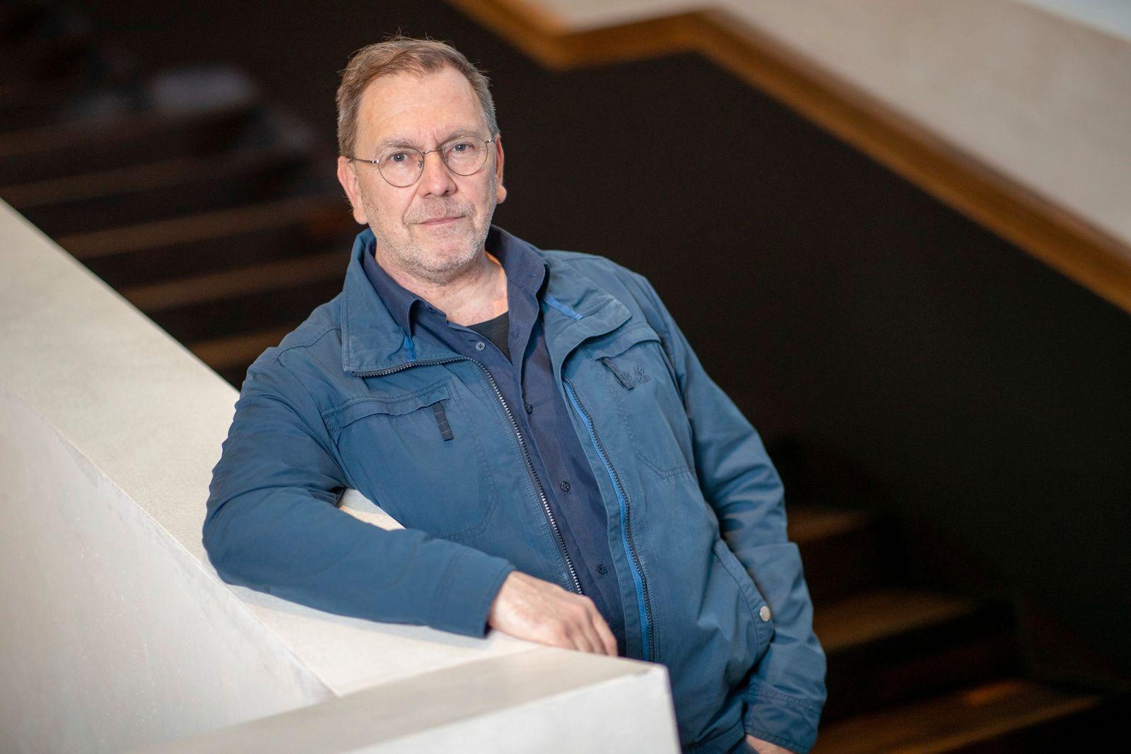 Dramatiker und Theaterregisseur Rene Pollesch