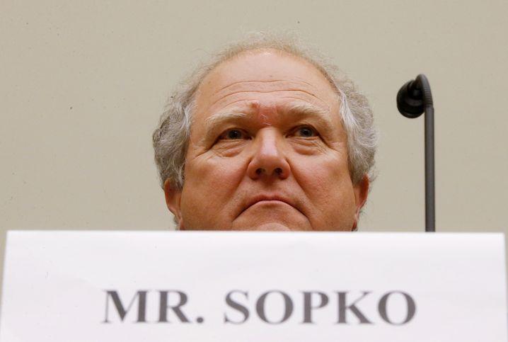 John Sopko: Entlarvender Bericht