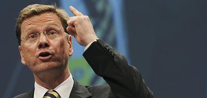 FDP-Chef Westerwelle: Die Kritiker wurden ausgebremst