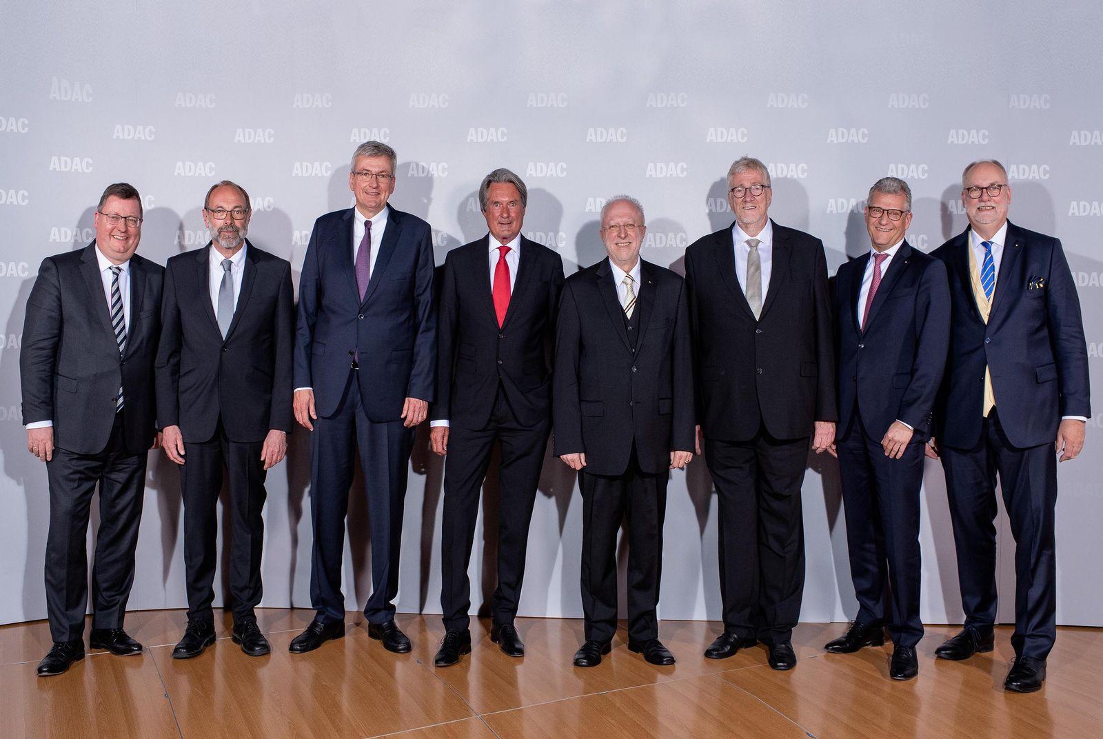 EINMALIGE VERWENDUNG ADAC/ Hauptversammlung 2019