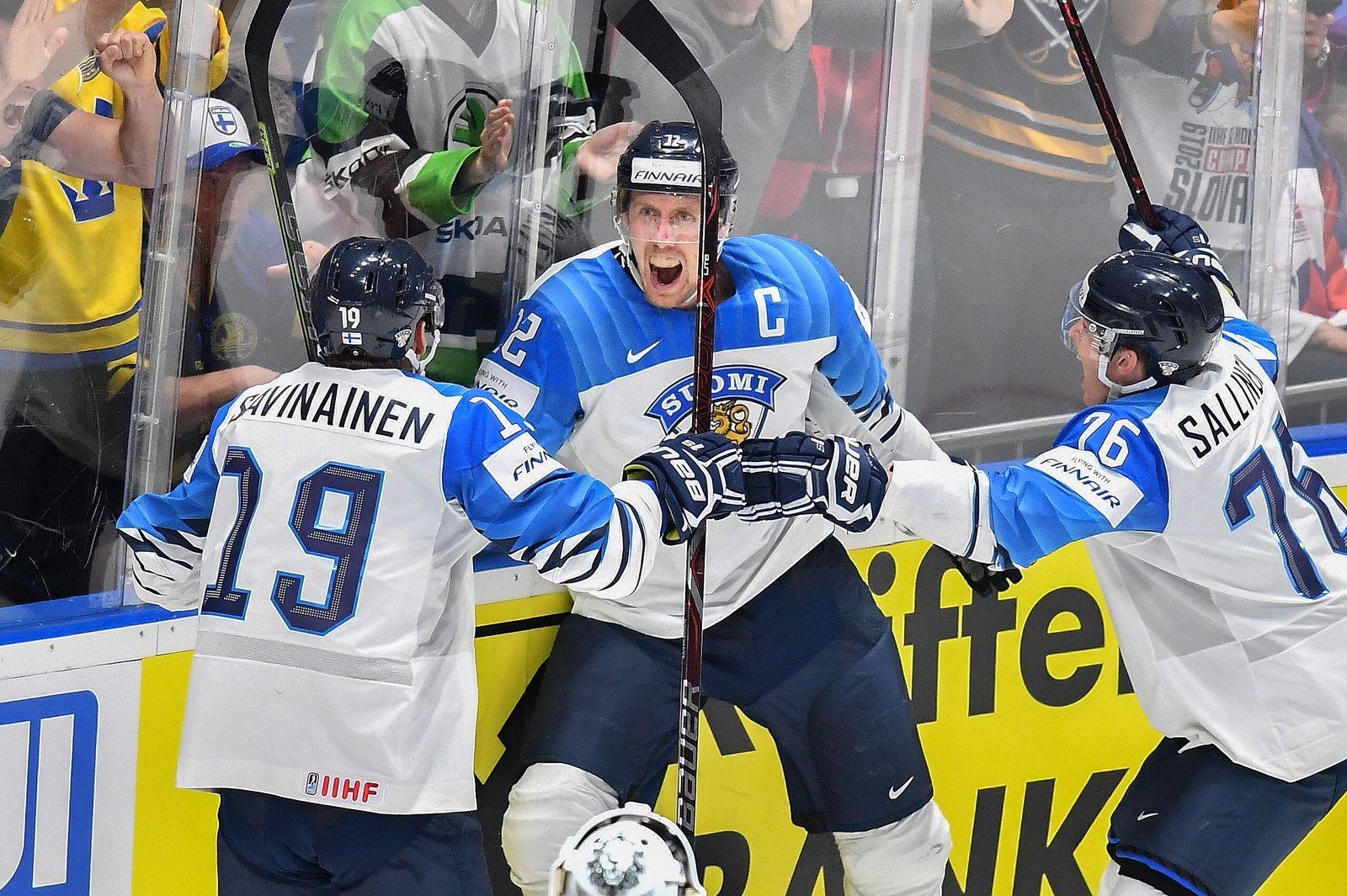 IHOCKEY-WC-IIHF-CAN-FIN