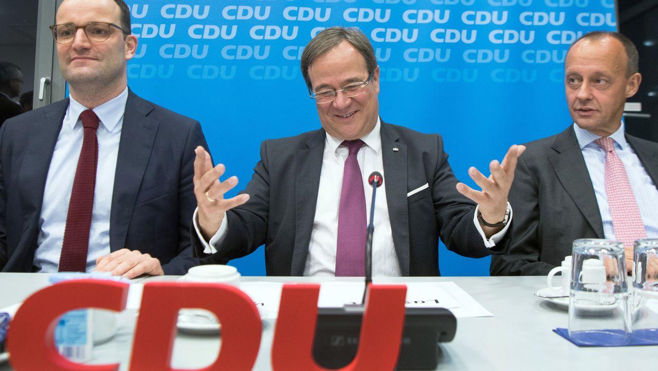 CDU-Spitze: Mehrere Christdemokraten bringen Teamlösung ins Gespräch