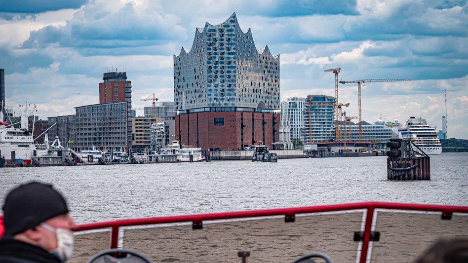 Öffnet bald wieder: Die Elbphilharmonie in Hamburg