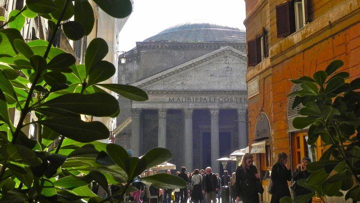 Zehnmal Piazza: Roms schönste Pausen-Plätze