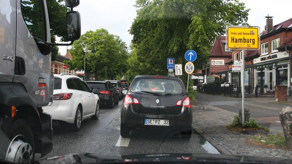Verkehr in Hamburg