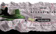 Die Bergfestung Tora Bora liegt rund 50 Kilometern von Dschalalabad entfernt