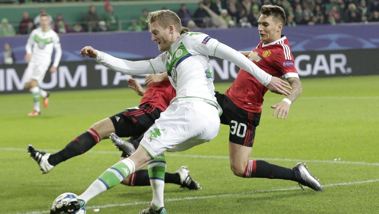 Champions League Wolfsburg