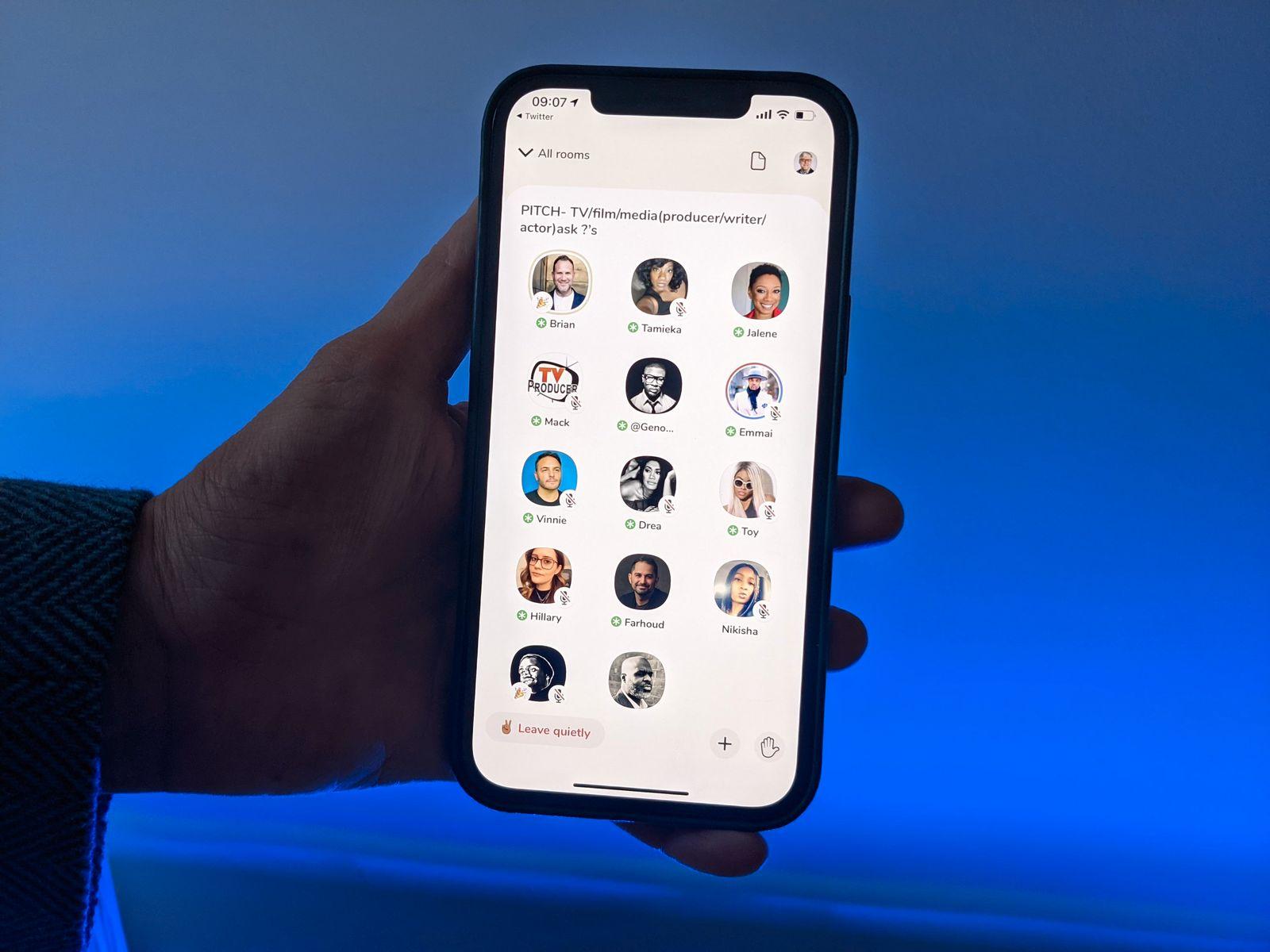 Social-Media-App Clubhouse
