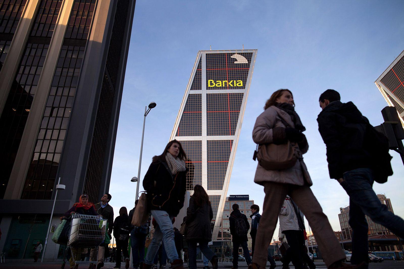 Spanien/ Finanzkrise