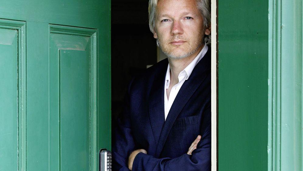 Assange trifft Žižek: Supernerd und Turbo-Philosoph
