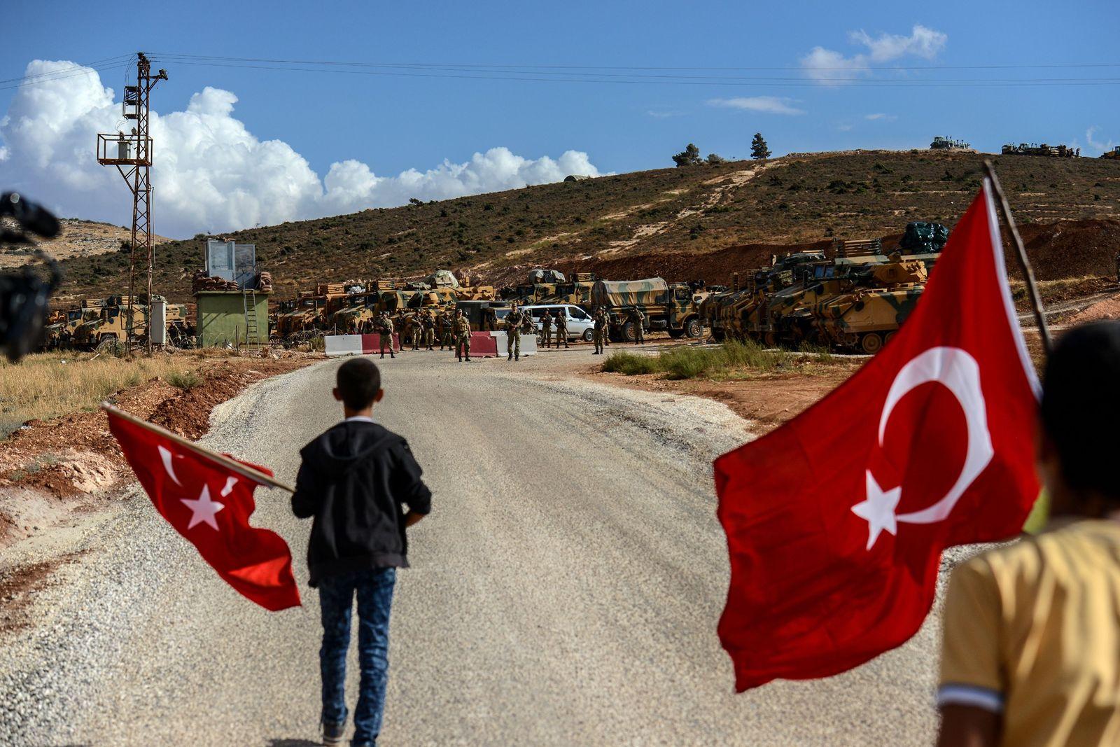 Türkei/ Syrien/ Armee