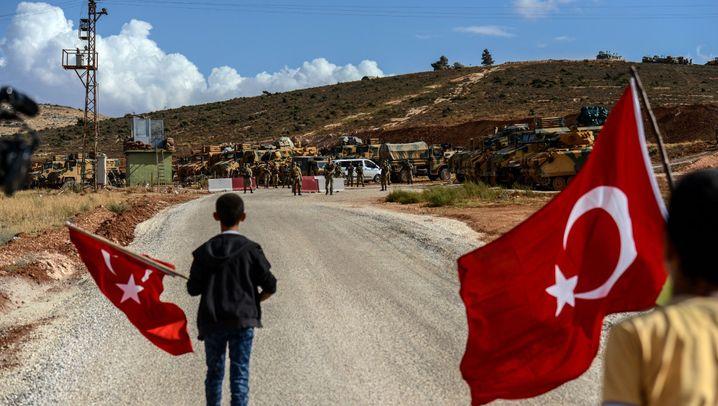 Türkische Präsenz in Syrien: Gekommen, um zu bleiben