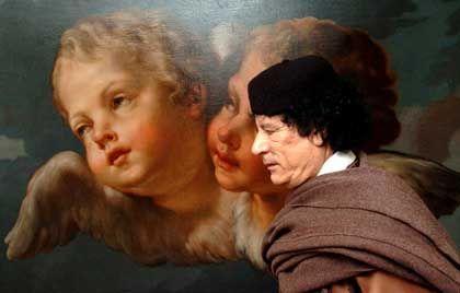 Muammar al-Gaddafi: Annäherung nach jahrzehntelanger Ächtung
