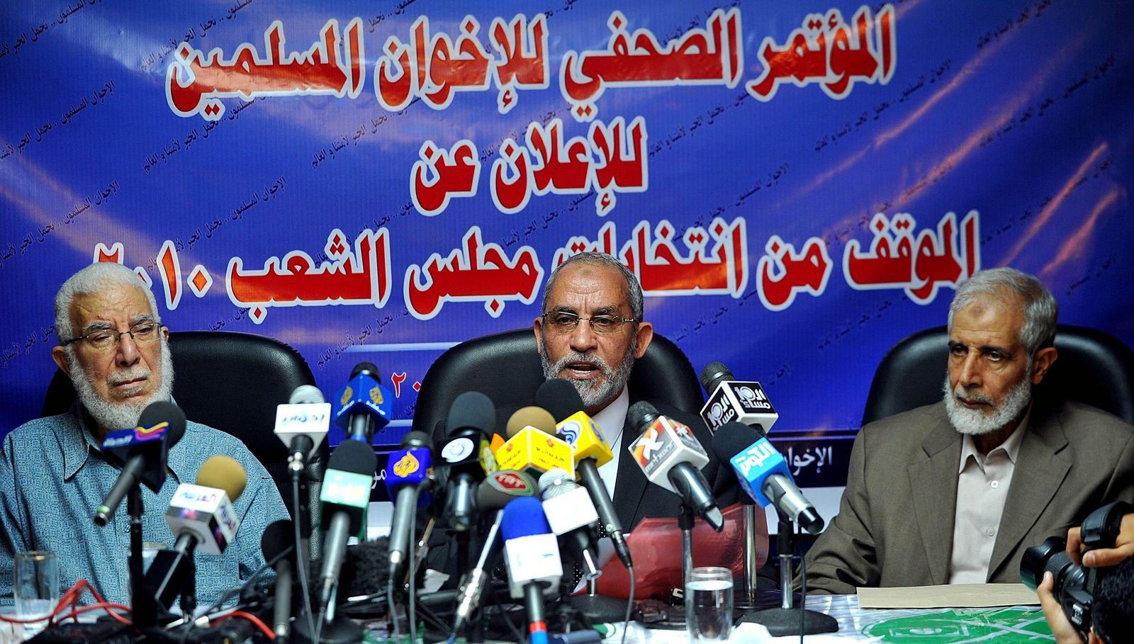 Ägyptische Muslimbruderschaft will sich an Wahlen beteiligen