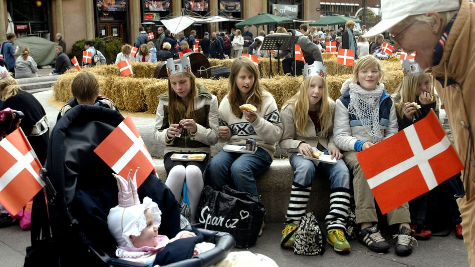 Verlängerte Osterpause: Kopenhagener Schüler machen Rast (Archivbild)