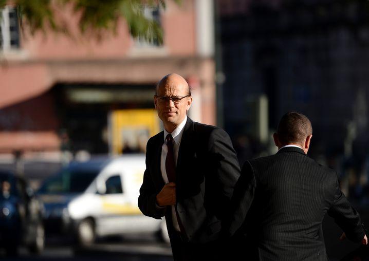 EZB-Delegationschef Rasmus Rüffer: Verhandlungserfahrung aus Portugal