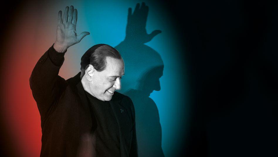 Silvio Berlusconi:Italien, Amtszeiten 1994-95, 2001–06, 2008–11