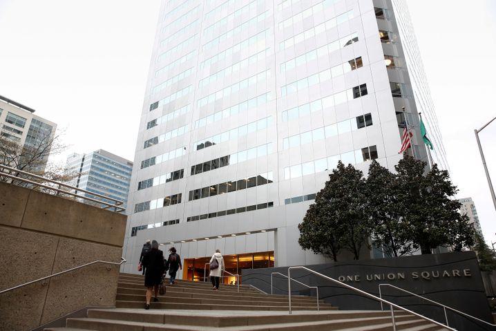 Sitz des russischen Konsulats in Seattle