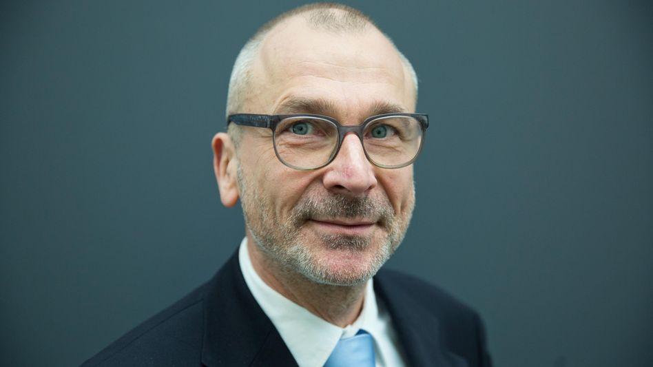 Ex-Bundestagsabgeordneter Volker Beck