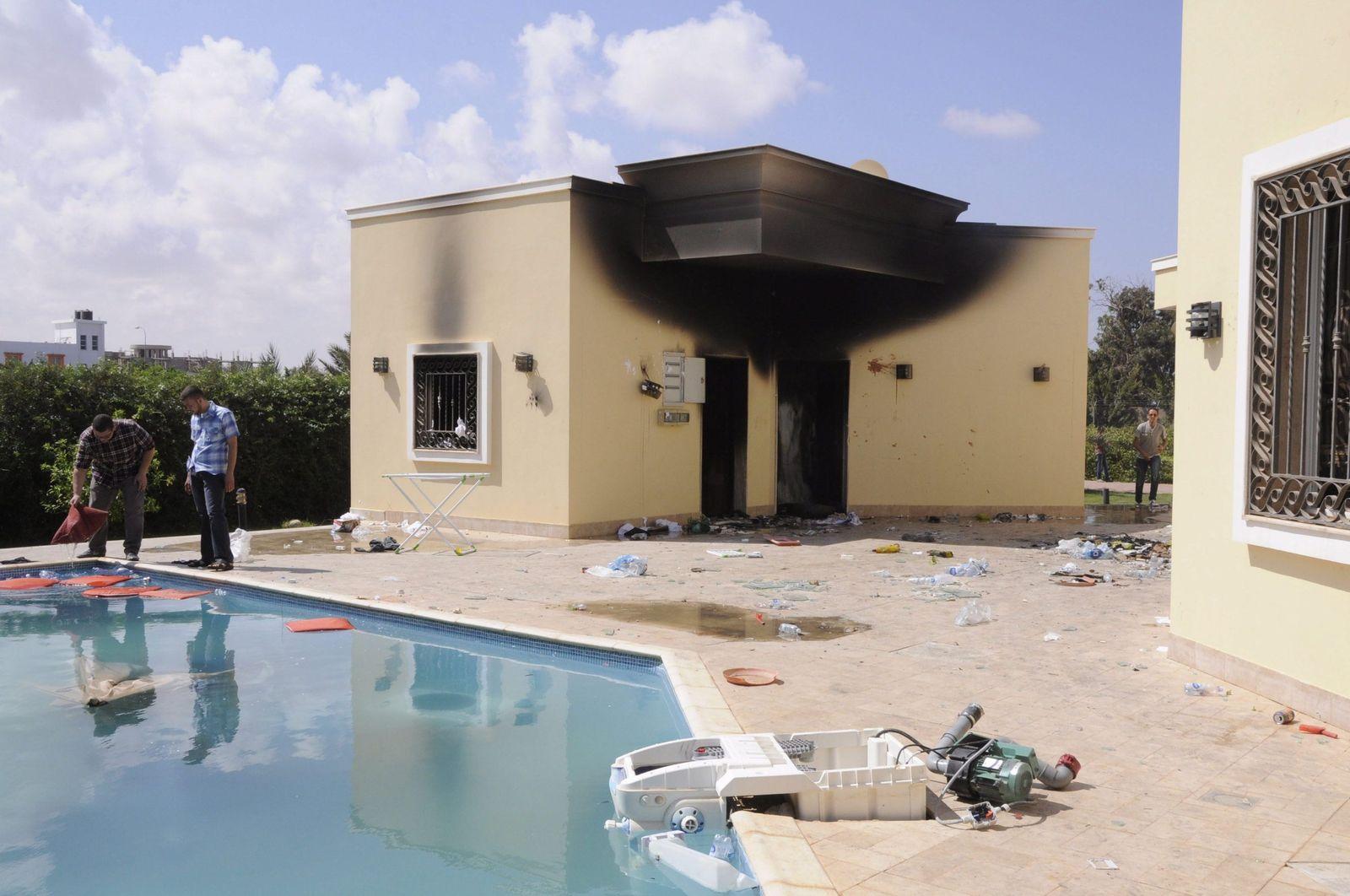 Konsulat Bengasi