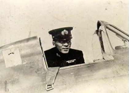Shinchiro Tomonaga beging noch an Bord von U-234 Selbstmord mit Barbituraten