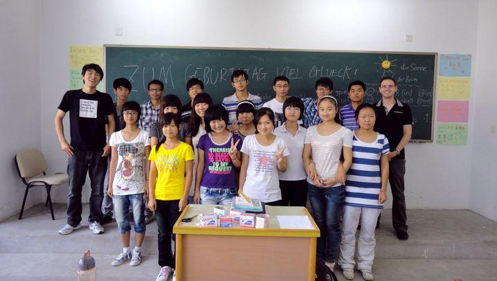 Kulturschock: Als Deutschlehrer in China