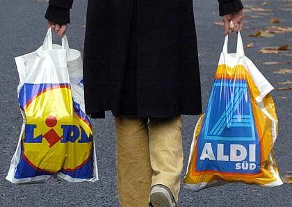 Dauertrend Discounter: Unternehmen müssen sich auf preiswerte Produkte konzentrieren