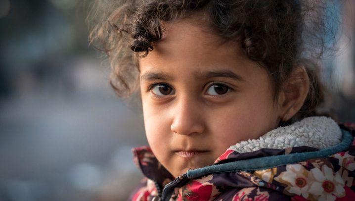 Griechenland: Die kranken Kinder von Moria