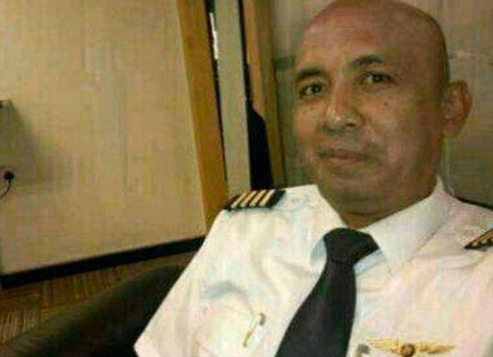 Flugkapitän Shah: Todesflug am Simulator geübt?