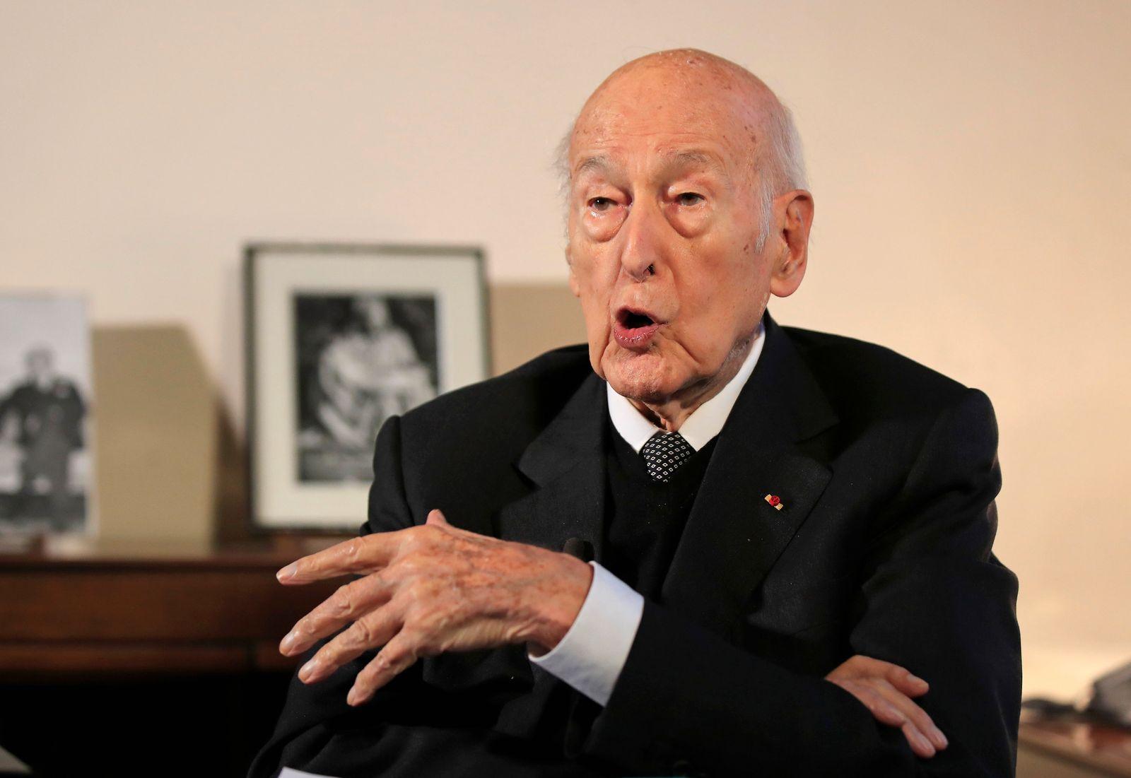 WDR-Reporterin wirft Frankreichs Ex-Staatschef Belästigung vor
