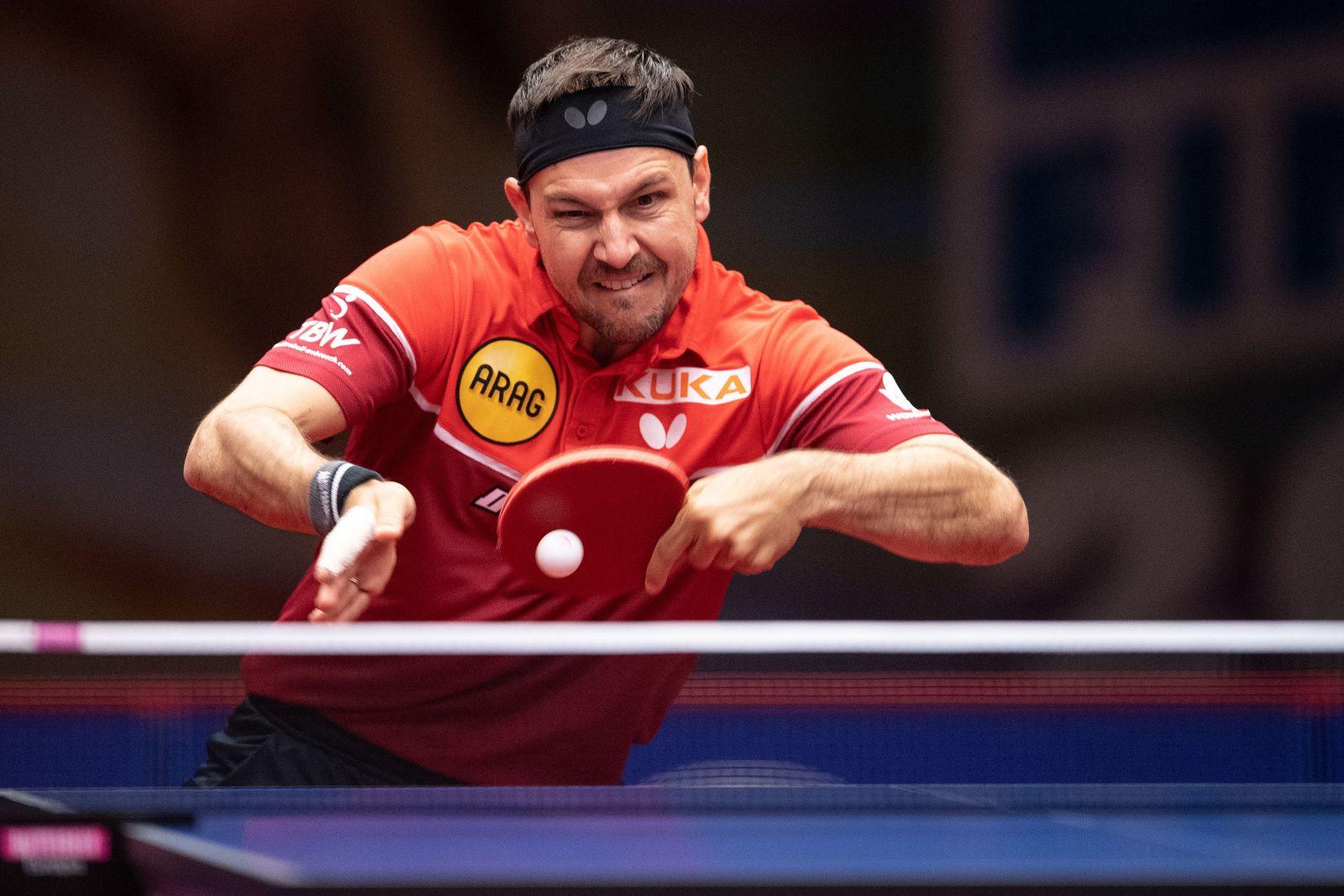 Tischtennis - Düsseldorf Masters