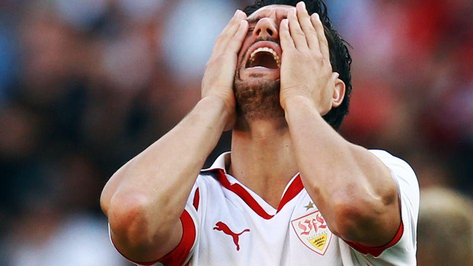 VfB-Stürmer Marica: Situation ist zum Verzweifeln
