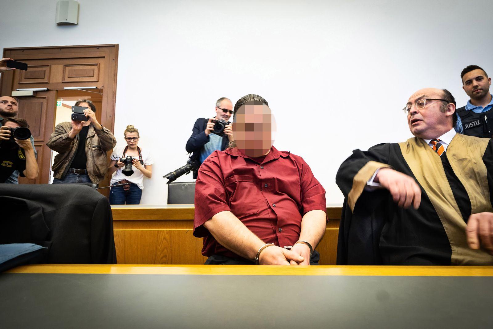 EINMALIGE VERWENDUNG Bohnacker Prozess