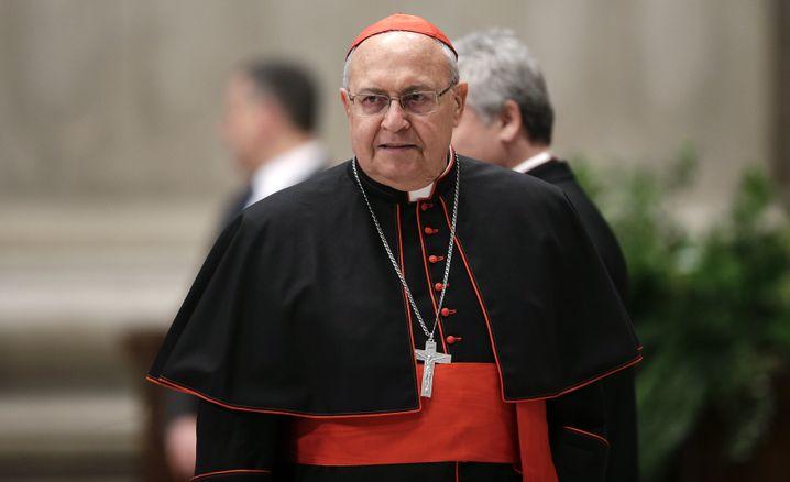 Kardinal Sandri: Lobpreisung eines Missbrauchstäters