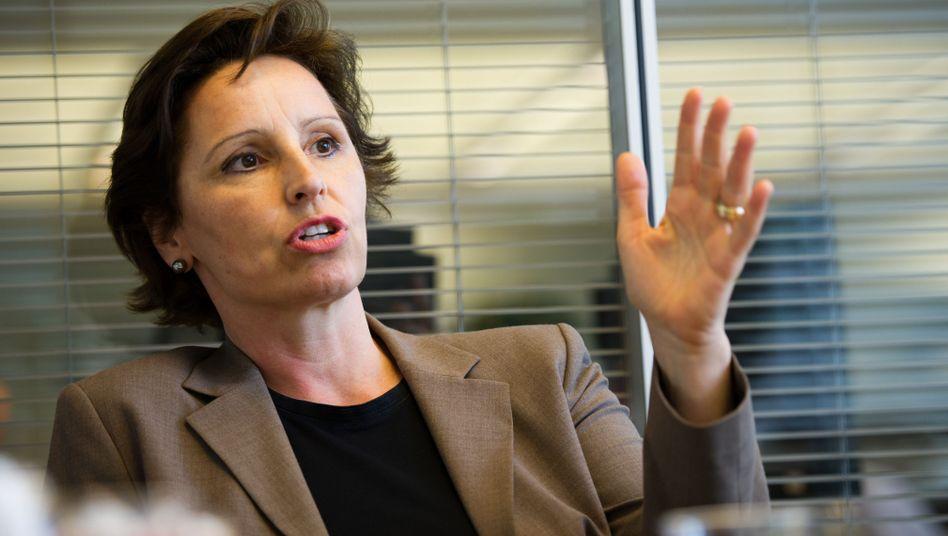 CSU-Politikerin Haderthauer (Archivbild): Rücktritt wegen Modellbau-Affäre