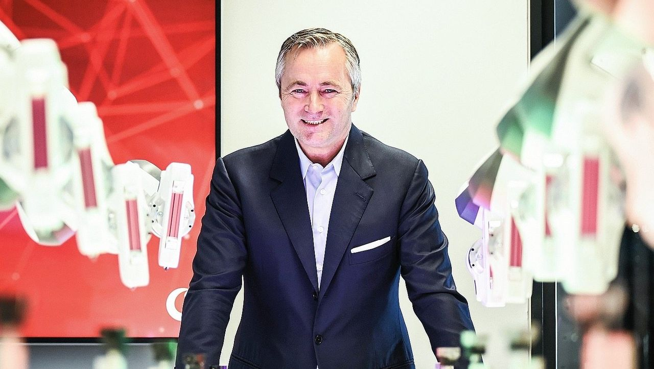 Vodafone-Deutschland-Chef Hannes Ametsreiter über Datenschutz und Warn-App: »Wir sollten Mobilfunkdaten gegen Corona nutzen«