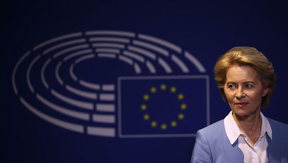 Ursula von der Leyen: Nachbesserungsliste der Sozialdemokraten
